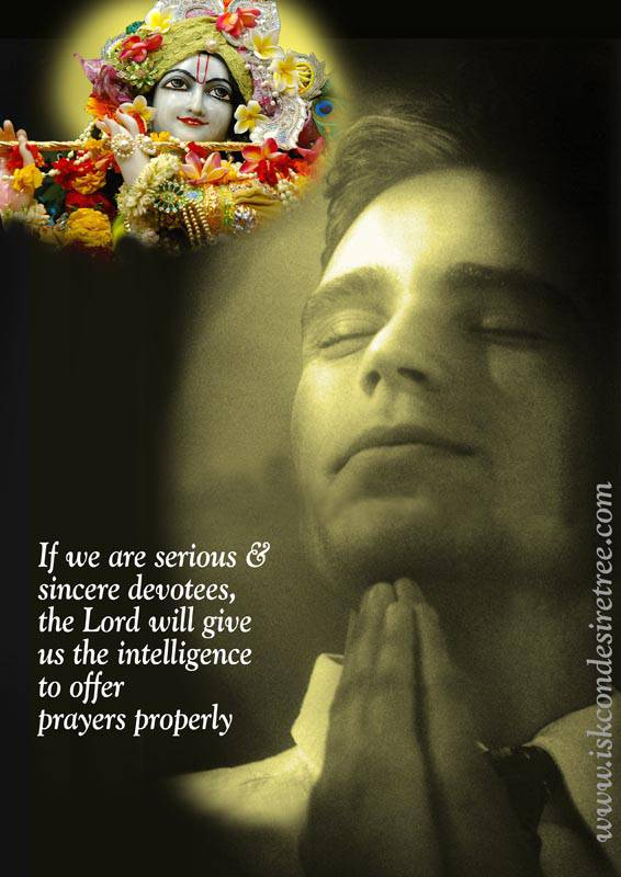 Lord Krishna Quotes Interesting Our Prayers To Krishna  For The Pleasure Of Lord Krishna